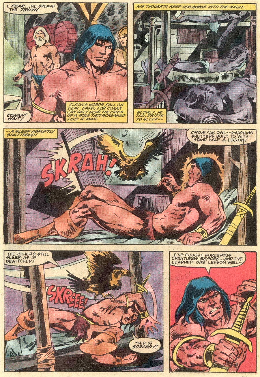 Conan the Barbarian (1970) Issue #135 #147 - English 8