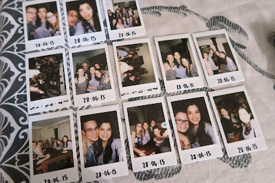 20th Birthday polaroids