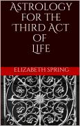 """Astrology for the Third Act of Life"" Book"