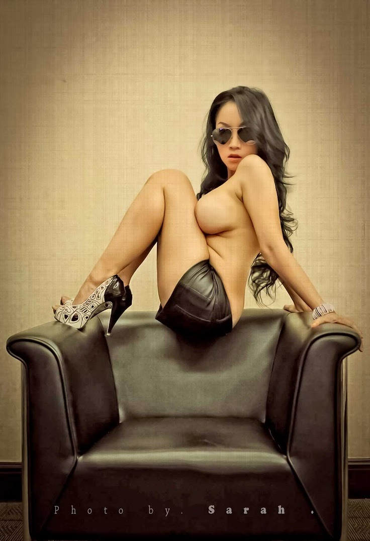 Kumpulan Foto Model Seksi Sarah Ardhelia Yang Hot