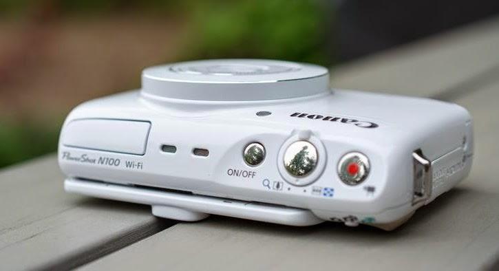 Harga dan Spesifikasi Terbaru Canon PowerShot N100 Canggih