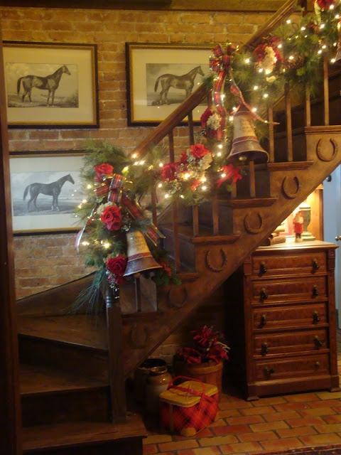 Christmas Decorations For Your Horse : Eye for design equestrian chic interiors