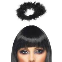 accesorios para disfraz de angel caido en halloween