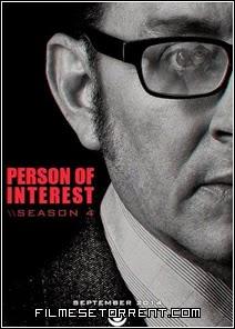 Person of Interest 4 Temporada Torrent HDTV