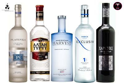 10 mejores vodkas del 2012
