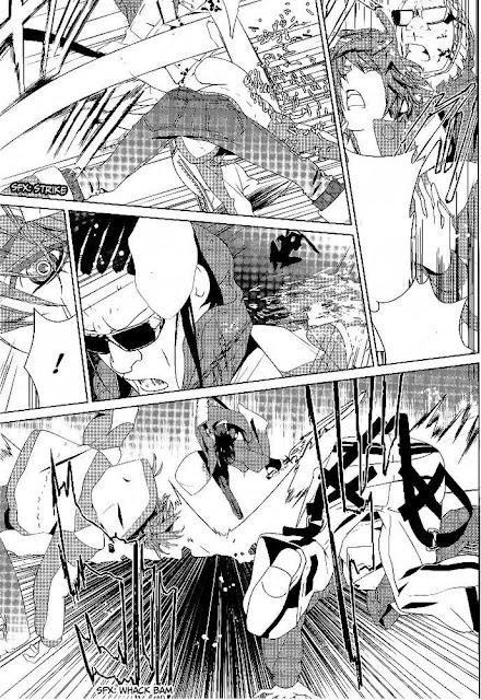 Actu Manga, Critique Manga, Dramatical Murder, Manga, Taifu, Trawar Asada,
