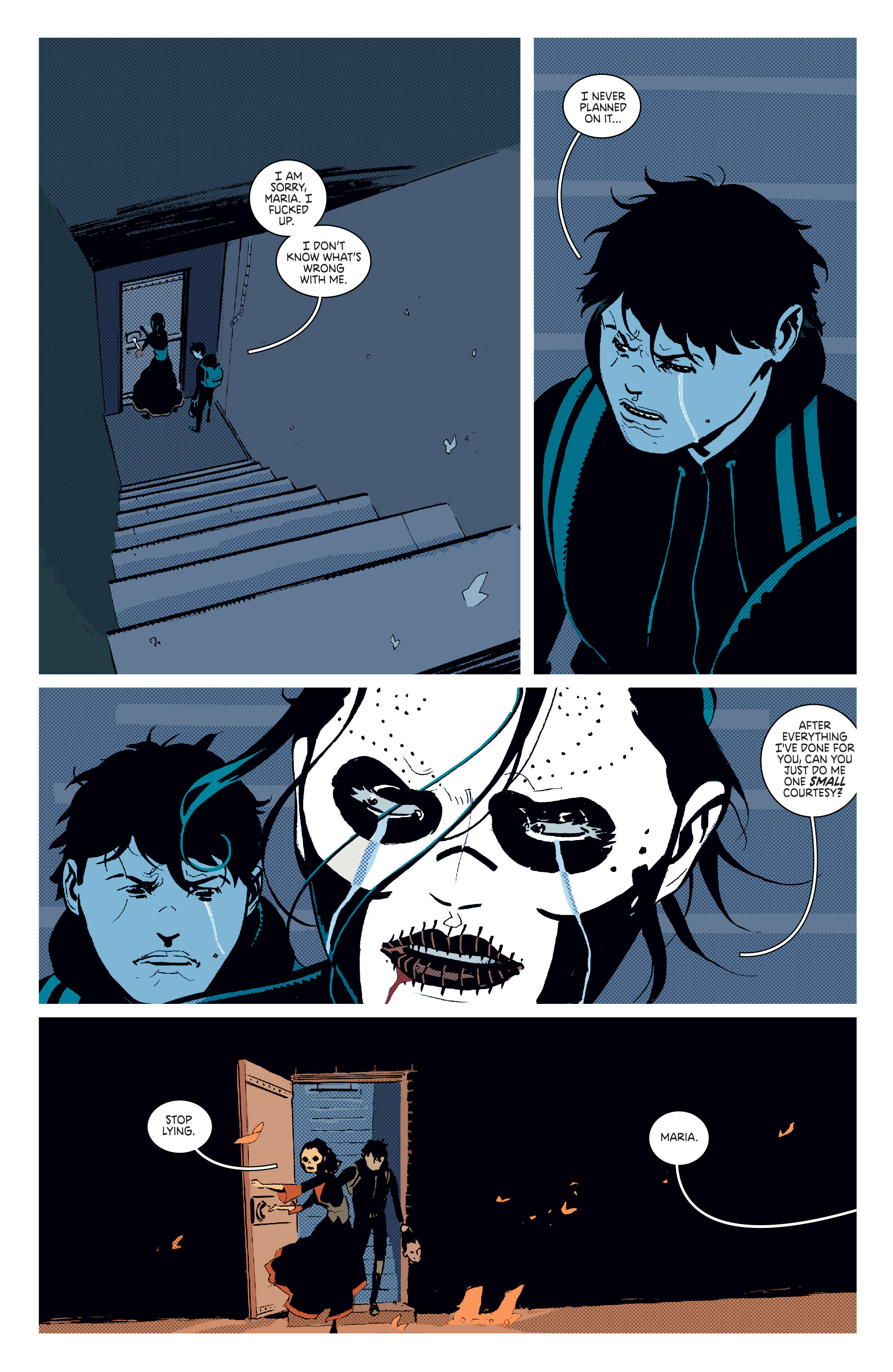 Read online Deadly Class comic -  Issue #11 - 23