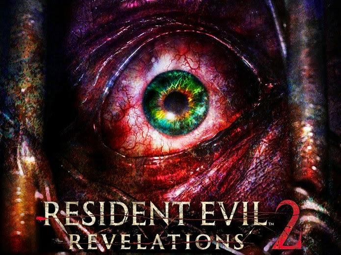 imagens Resident Evil Revelations 2