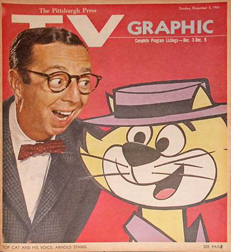 arnold stang dennis the menace