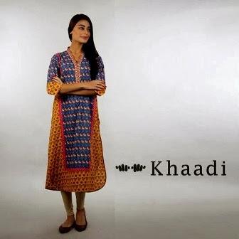 Khaadi Designs Round Bottom Kurta