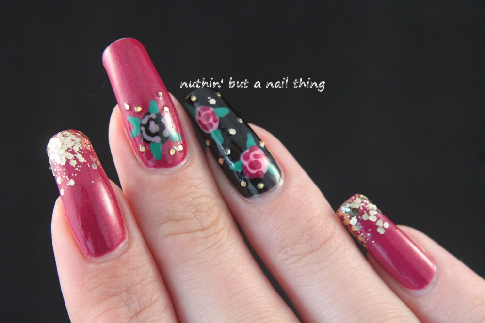 nuthin\' but a nail thing: September 2014
