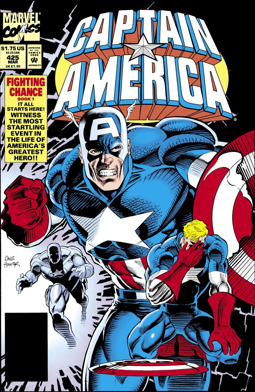 Captain America (1968) Issue #425 #375 - English 1