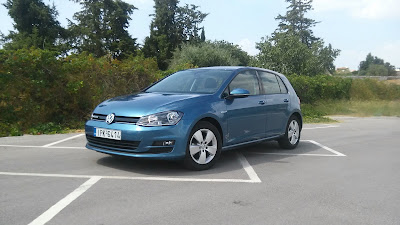 Νέο Volkswagen Golf 1.0 TSI 115ps BlueMotion