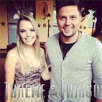 Capa Thaeme e Thiago – Deserto Lançamento 2013 | músicas