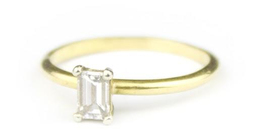 THE GOLDEN SMITH Diamond Ring