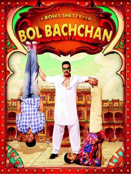 Bol Bachchan: O Musical – Dublado (2012)