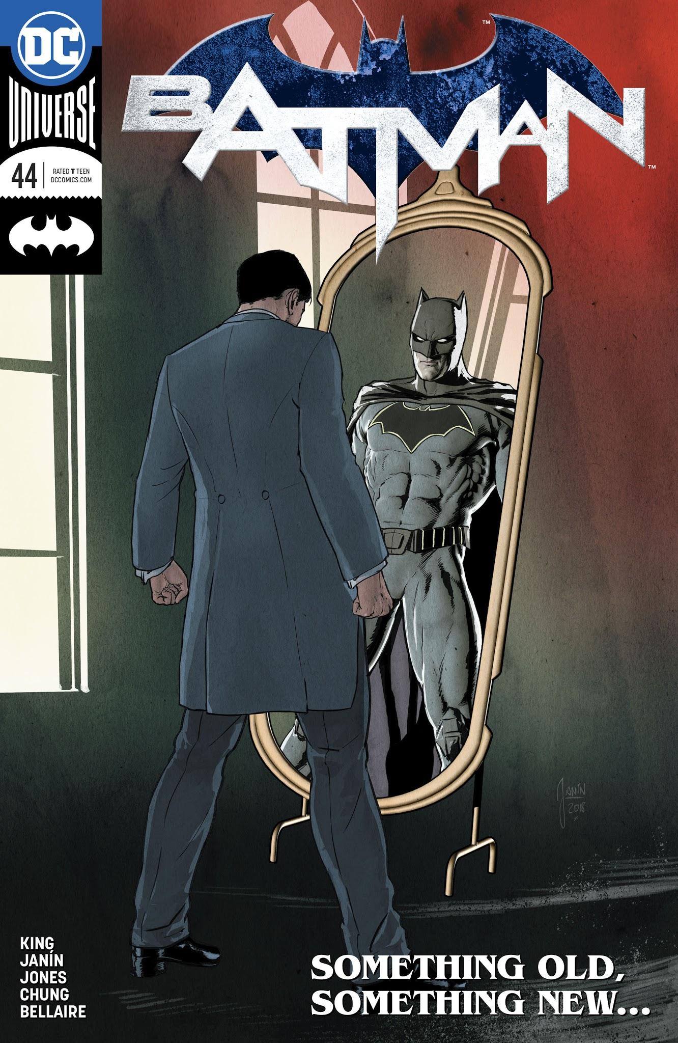 Batman (2016) 44 Page 1