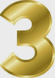 Number 3 (three)