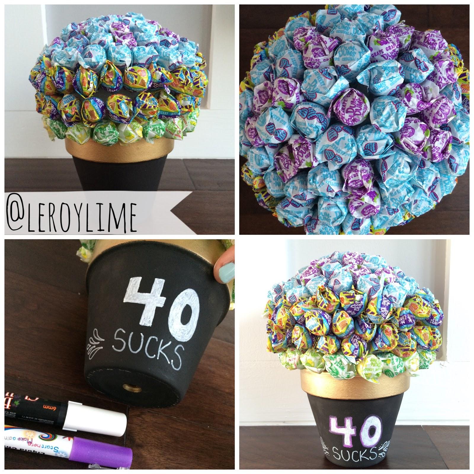 LeroyLime: 40th Birthday Gift Idea