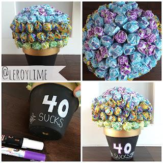 40 Sucks! 40th Birthday Gift Idea