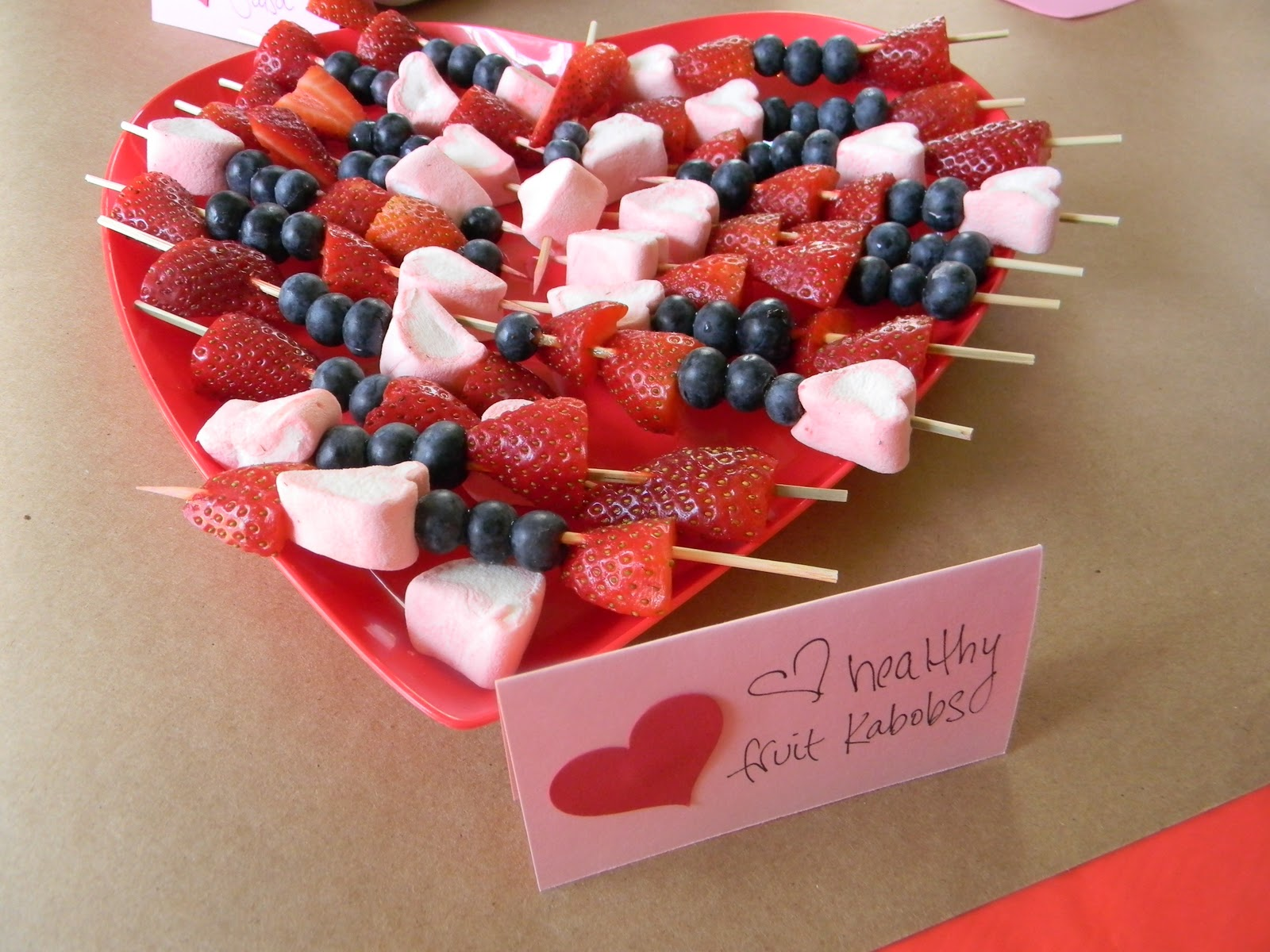 Lizard ladybug happy valentine 39 s day our party for Valentines day party foods