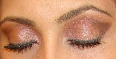 Cara Memakai Eyeshadow Natural