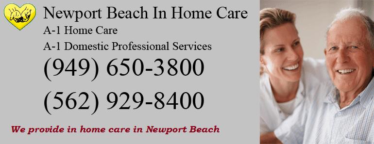 Newport Beach In Home Care