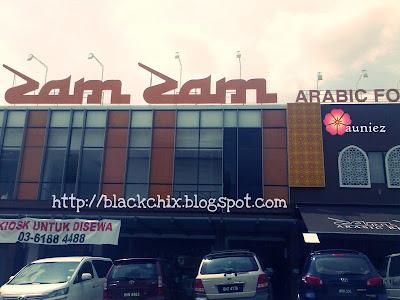 Restoran Arab Shah alam, restoran arab seksyen 9, restoran zam zam shah alam