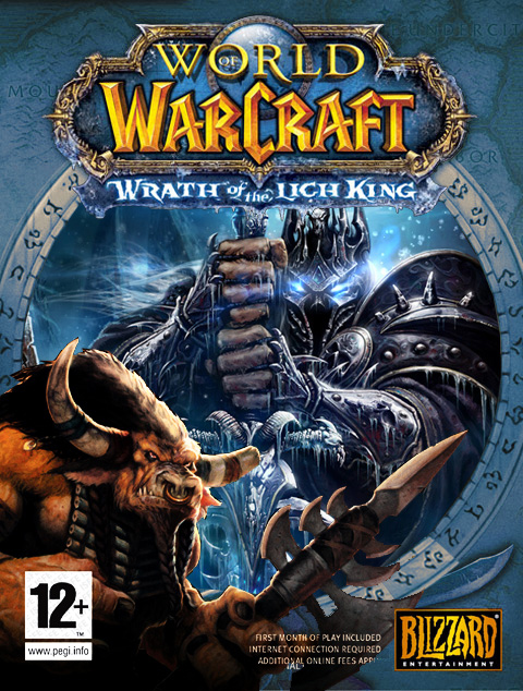 Warcraft: Wrath of the Lich King | Full Version | PC Game | Strategy