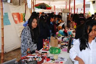 Dawood Public School Education Spring Carnival fun