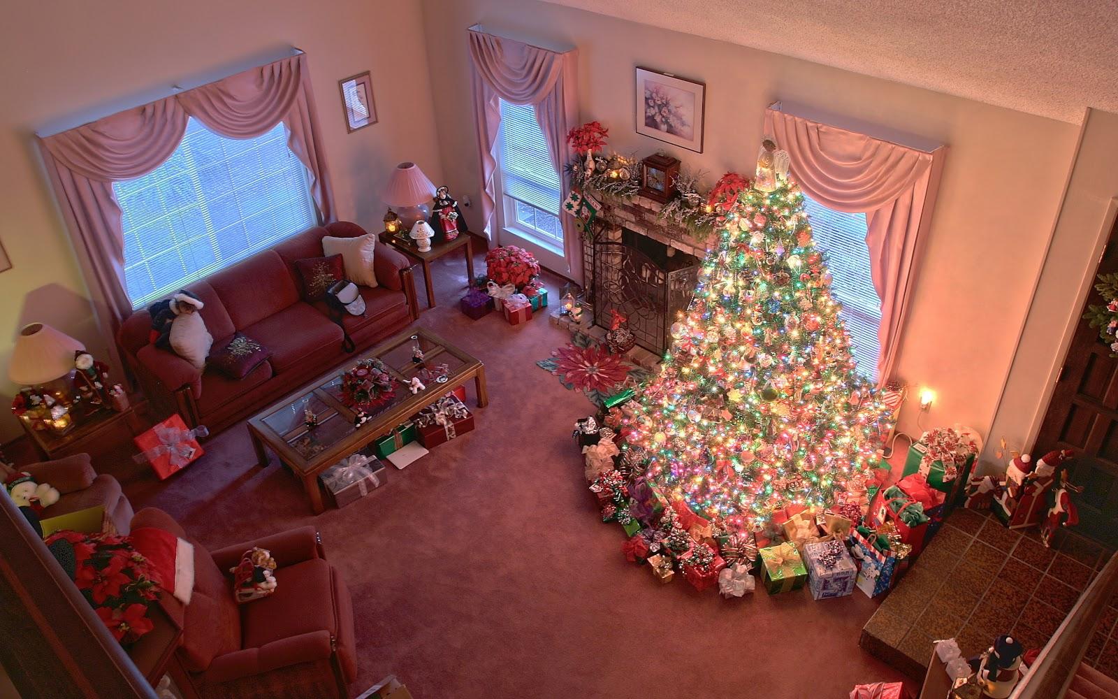 Украшаем комнату на новый год 2015 своими руками фото