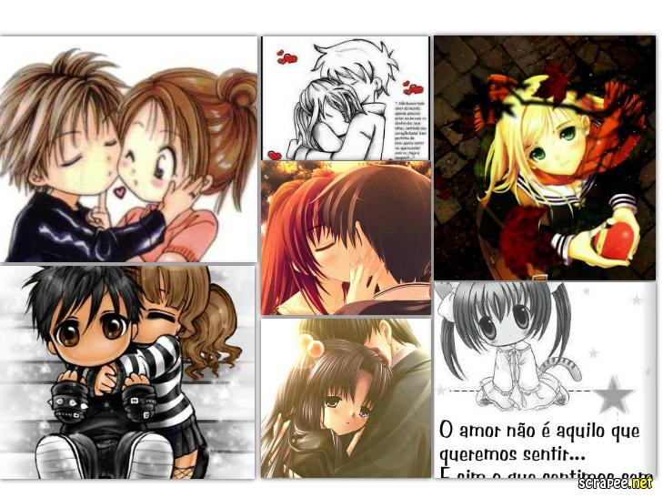 animes românticos
