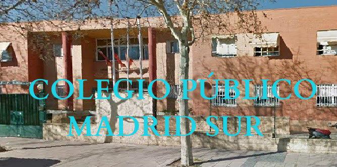 Colegio Madrid Sur.