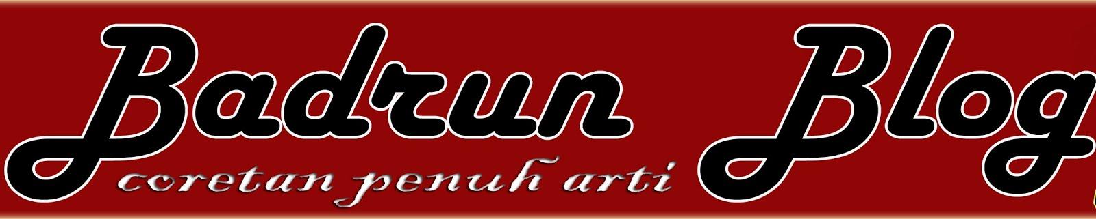 Badrun Nur's Blog