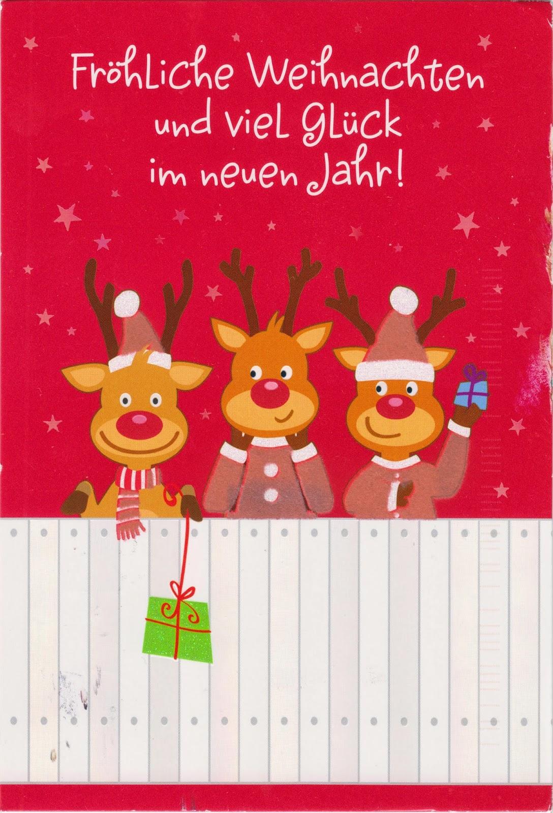 one postcard a day fr hliche weihnachten und viel gl ck im neuen jahr. Black Bedroom Furniture Sets. Home Design Ideas