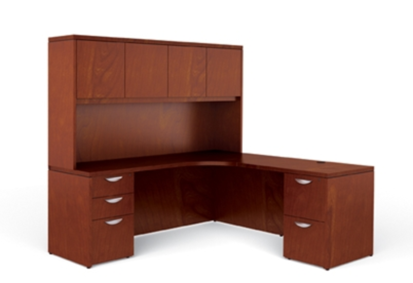 Ventnor Modular Executive Desk Configuration