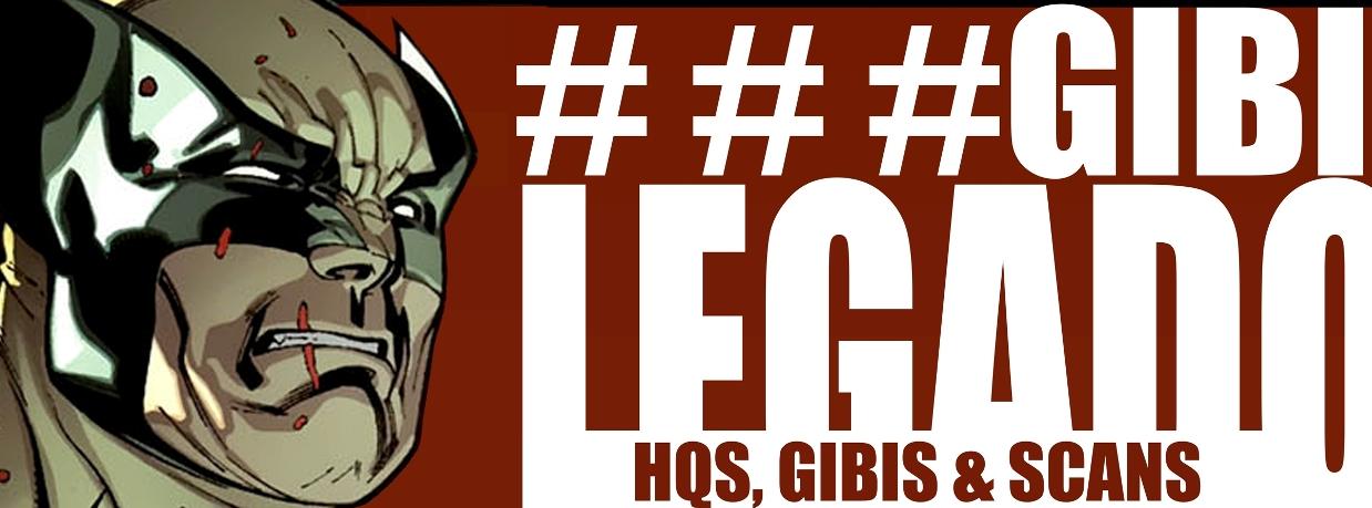 #GIBI LEGADO#