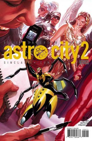 Astro City # 1 2 - Kurt Busiek Brent Anderson