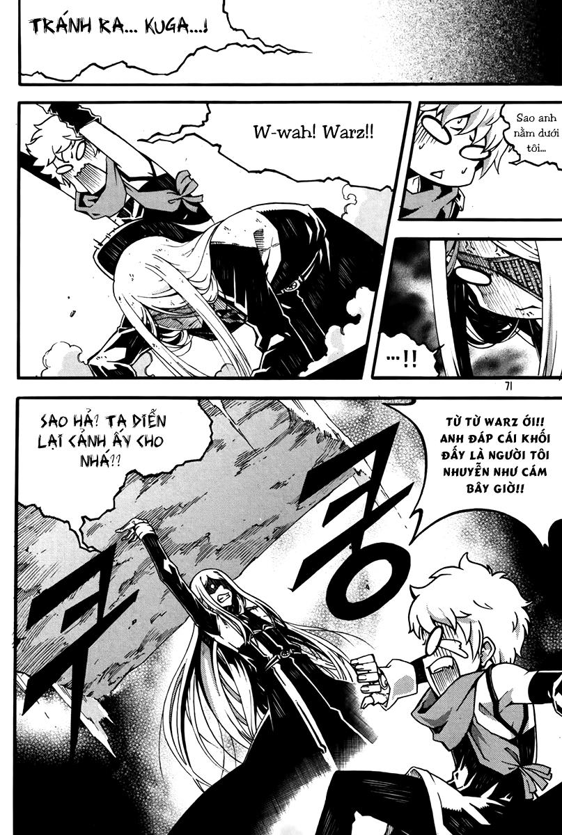 Witch Hunter – Thợ Săn Phù Thủy chap 76 page 17 - IZTruyenTranh.com