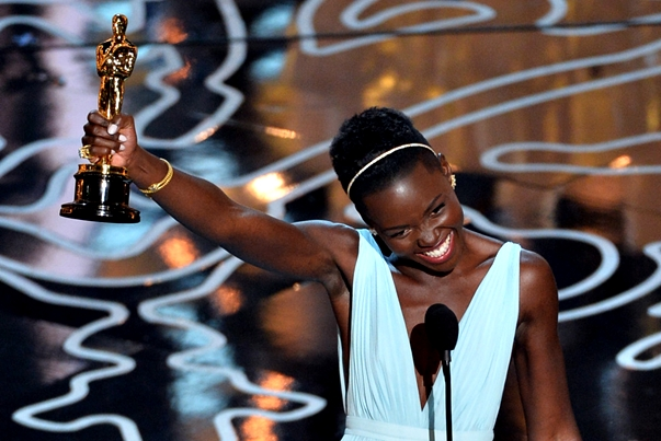 Lupita Nyong'o, Óscar a la mejor actriz secundaria