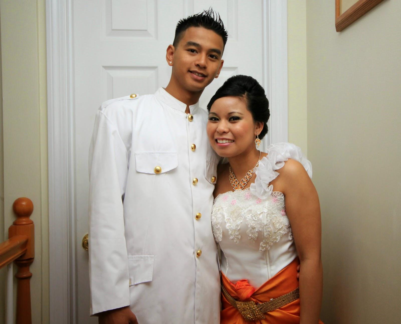 Funky Cambodian Wedding Hairstyles Embellishment - The Wedding Ideas ...