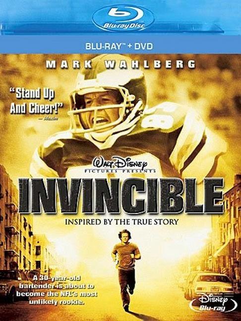 Invincible (Invencible)(2006) 720p(1.2GB) y 1080p(1.9GB) BRRip LIGERO mkv Dual Audio AC3 5.1 ch