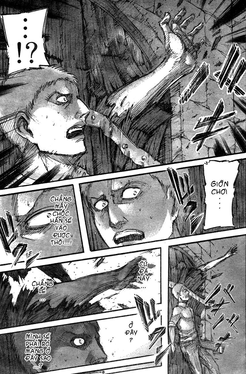 Attack on Titan chap 39 Trang 19