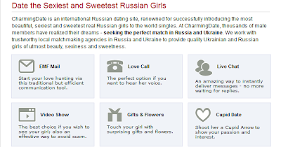 Russian Dating Services-----Online Dating Services