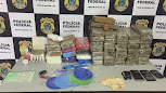 Polícia federal com apoio da Caatinga prende dois traficantes com 50 Kg de drogas