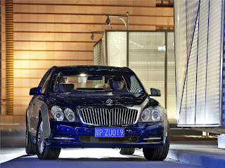 Maybach 62 Pictures