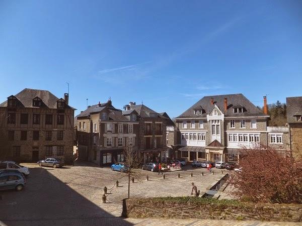 Uzerche France Corrèze Vézère