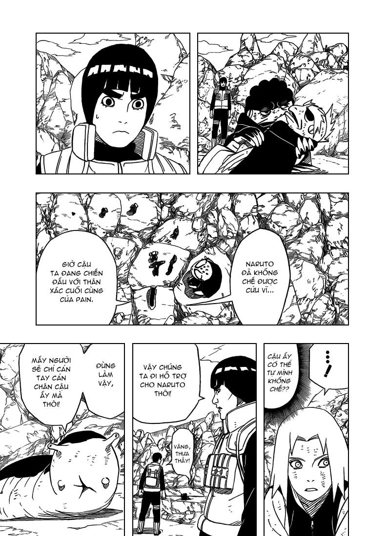 Naruto chap 442 Trang 5 - Mangak.info