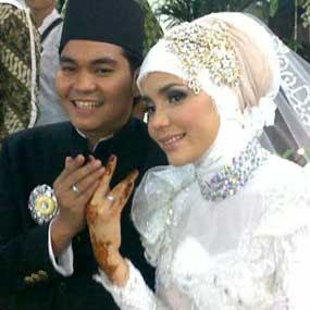 Stylish Jilbab Pengantin Terbaru 2011