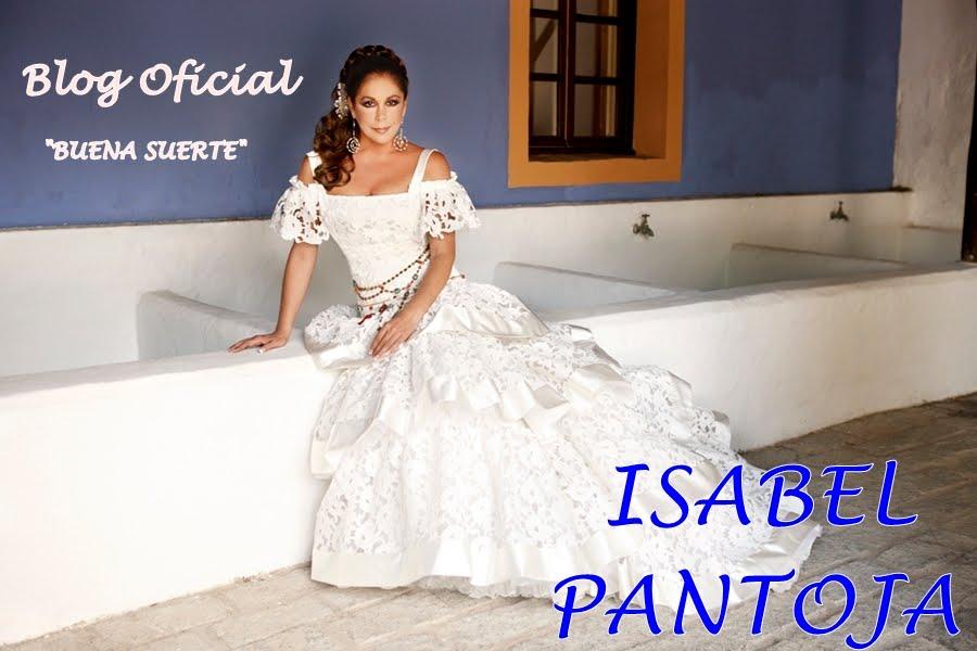 ISABEL PANTOJA. BLOG OFICIAL.